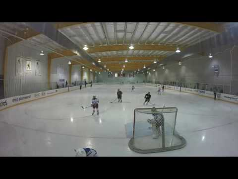 Hockey game Squirts 10-16-2016. Houston Hurricanes  VS Texas Warriors Period 1