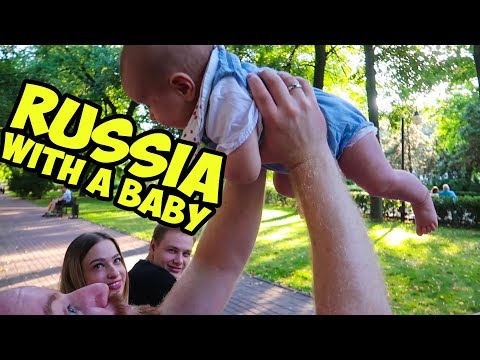 TRAVELLING IN RUSSIA WITH A BABY. VORONEZH.