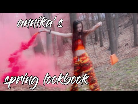 SPRING LOOKBOOK (with a twist!!)