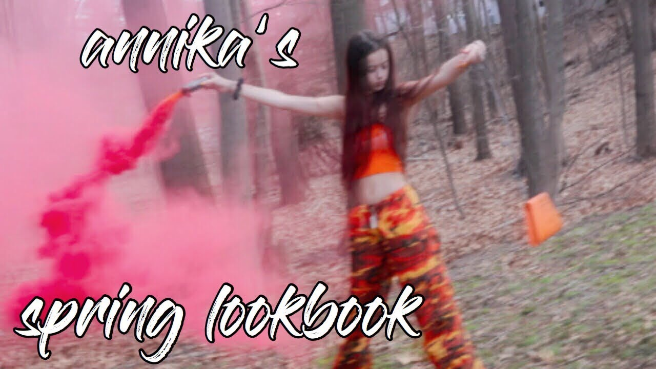 [VIDEO] - SPRING LOOKBOOK (with a twist!!) 1