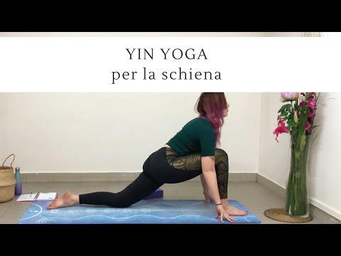 6 pose yin yoga per la schiena  una sequenza per