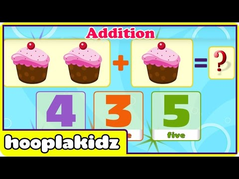 Learn Maths - Addition