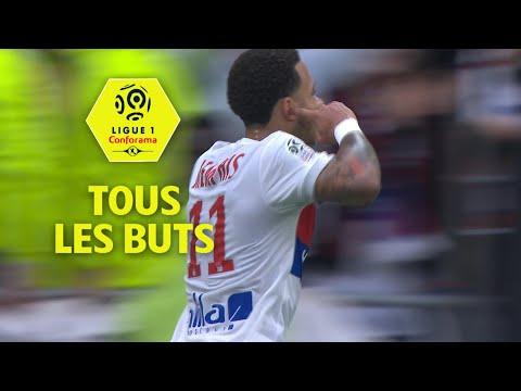 Tous les buts de la 33ème journée - Ligue 1 Conforama / 2017-18