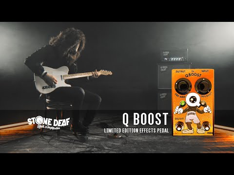 Q Boost - Pre-Amp, Boost and Saturator
