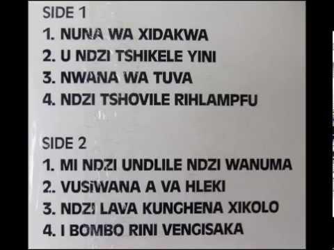 ronald chauke & tsonga kids --- ndwana wa tuva