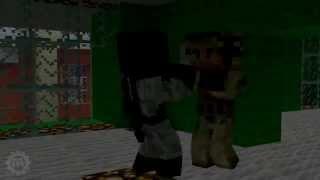 Солдаты vs Террористы   Minecraft Animation.