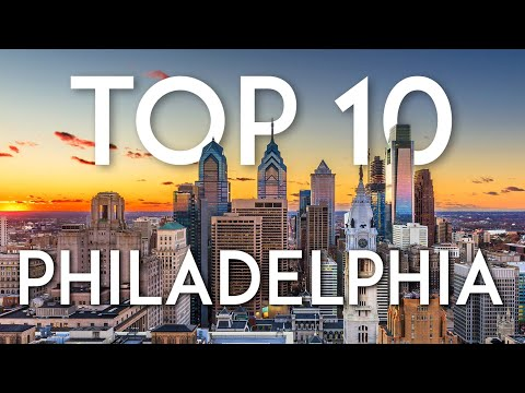 Top 10 Things to do in PHILADELPHIA | Philly Travel Guide 20