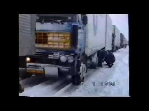 Overdorp Transport IJmuiden Nostalgie, Film van B vd Brink