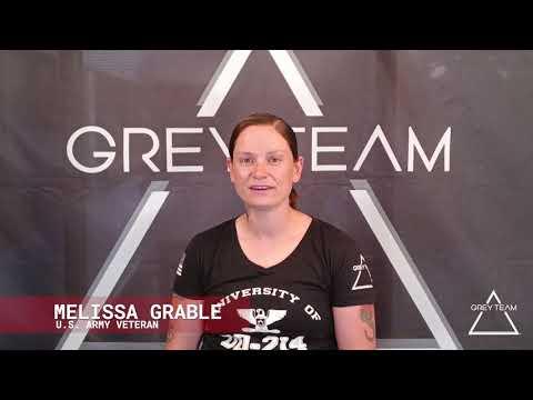 Melissa Grable Grey Team Testimonial Video - Grey Team Programs And Services