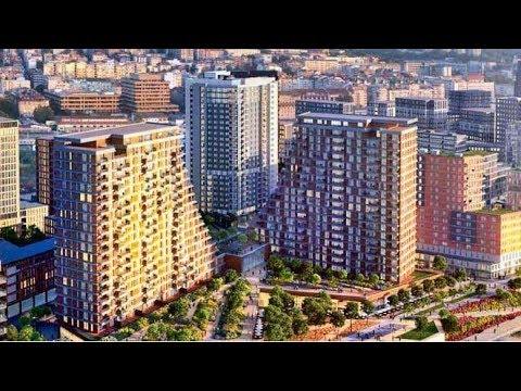 Belgrade Waterfront - Progress Aug/Sept. 2017