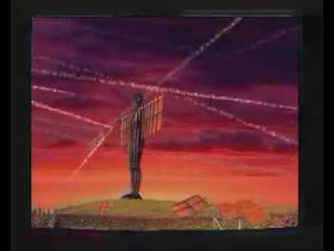 Meteors Destroy Angel Of The North