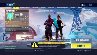 "FORTNITE "" Recruiting people for the FTK clan "" +200 SUB *Chile*"