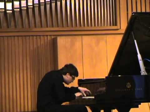 """M. Ravel. Gaspard De La Nuit.  """"Scarbo"""". Maxim Kinasov"""