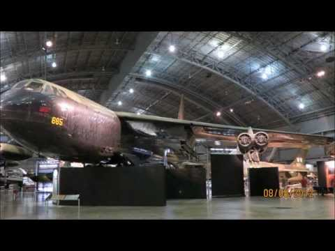 united states air force museum dayton ohio youtube. Black Bedroom Furniture Sets. Home Design Ideas