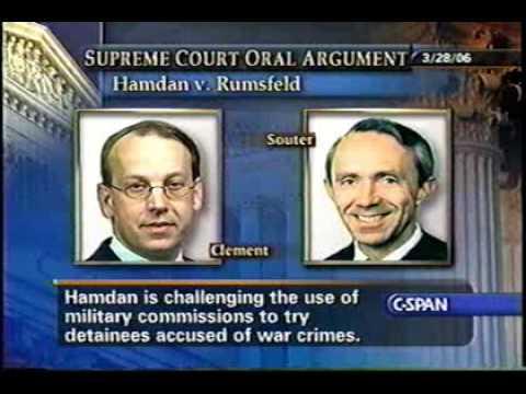 Image result for Hamdan v. Rumsfeld