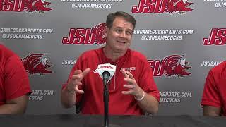 Jacksonville State Football 2018 - Weekly Press Conference - Week 6
