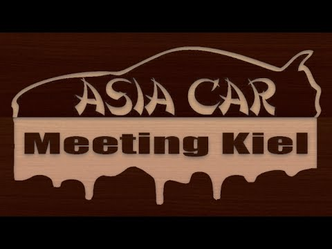 revealing road car freitag 2015 asia car meeting kiel car meet youtube. Black Bedroom Furniture Sets. Home Design Ideas