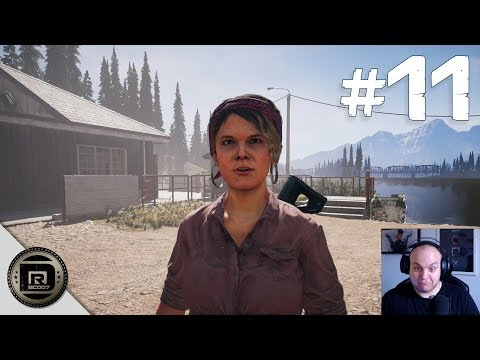 Far Cry 5   Adelaide and Tulip - Guns for Hire   Part 11   PS4 Pro