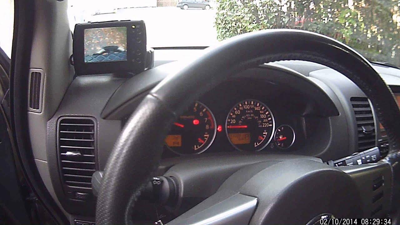 2005 Nissan Pathfinder Doug Thorley headers long tube full ...