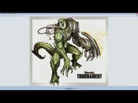 Unreal Tournament Art Direction