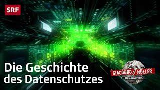 Die Geschichte des Datenschutzes | Giacobbo / Müller | SRF Comedy