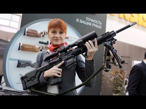 Who Is Maria Butina? The Story of Accused Russian Spy Who Infiltrated the NRA Before '16 Election