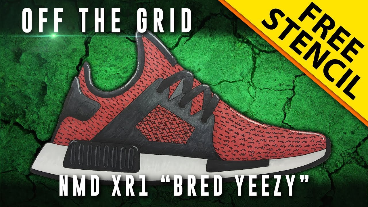 new style 261f7 e2a5f Off The Grid: Adidas NMD XR1