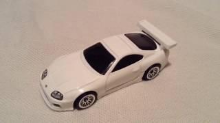 Hot Wheels 1994 Toyota Supra (2017 Walmart Exclusive Fast & Furious Set)