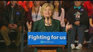 Clinton Says She'll Try to Implement 'Buffett Rule'