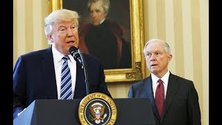 Trump Trashes Jeff Sessions, Doesn't Fire Him Free HD Video