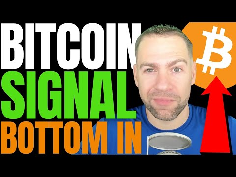 BITCOIN WHALE MOVEMENTS SIGNAL CRYPTO MARKET BOTTOM IS IN, SAYS ON-CHAIN ANALYST WILLY WOO!!