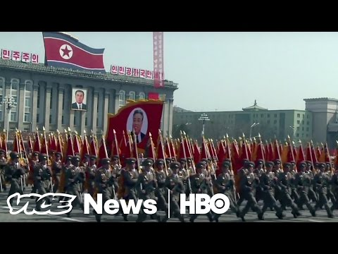 Inside North Korea: VICE News Tonight on HBO (Full Segment)