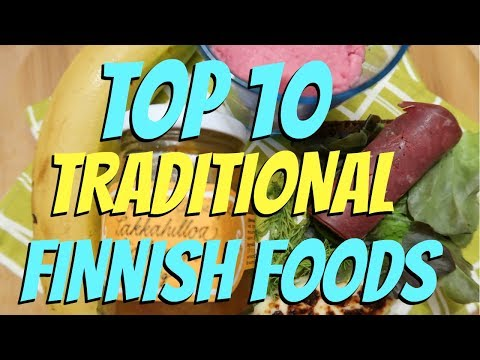 10 Traditional Finnish Foods | Eat like a local in Finland