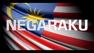 Lagu Malaysia - Negaraku (dengan lirik)