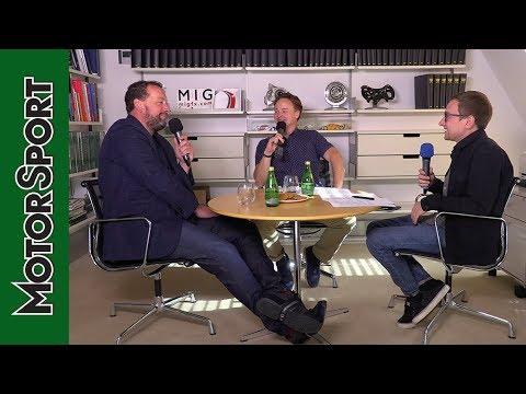Download Darren Cox podcast, in association with Mercedes-Benz