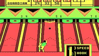 10th Frame: Pro Bowling Simulator (Access Software) (MS-DOS) [1987]