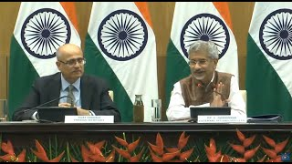 'PoK a part of India, expect to have jurisdiction over it': Jaishankar