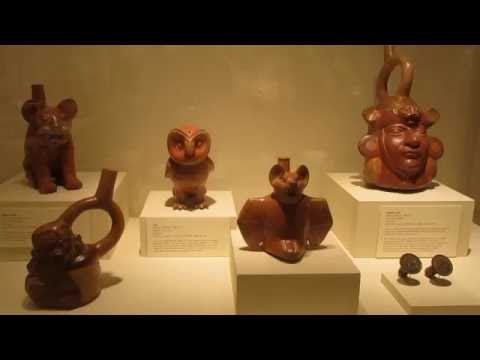 Inside Orlando Museum of Art