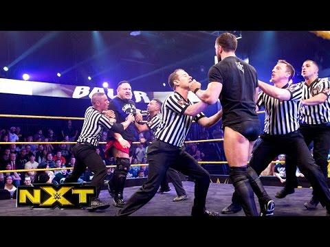 Samoa Joe Erklärt, Warum Er Finn Bálor Angegriffen Hat: WWE NXT — 11. November 2015
