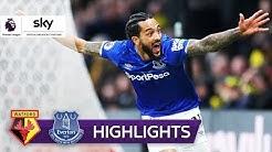 Walcott in der 90.! Everton siegt nach 2:0 Rückstand   FC Watford - FC Everton 2:3   Highlights