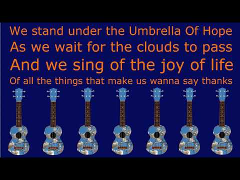 The Strumbrellas - Umbrella of Hope