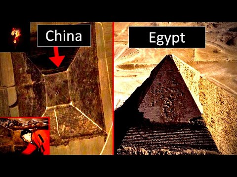 Why Is China Hiding Their Pyramids?
