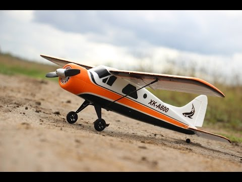 Радиоуправляемый самолет XK DHC2 A600 Brushless