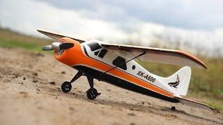 Радиоуправляемый самолет XK DHC2 A600 Brushless(Радиоуправляемый самолет XK DHC2 A600 Brushless Купить можно тут: ..., 2015-09-15T06:18:34.000Z)
