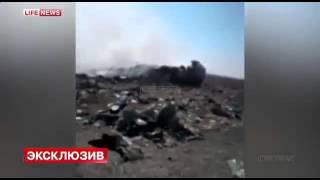 НОВОСТИ ДНЯ LifeNews публикует видео, снятое через два часа после крушения AIRBUS A321