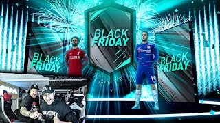 FIFA 19: BLACK FRIDAY Lightning Round PACK OPENING 🔥 ft. DerKeller