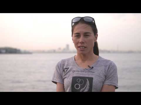 Andrea Hewitt talks about WTS Yokohama