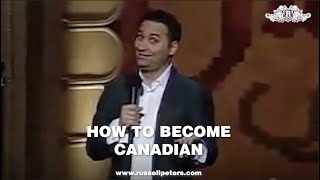 Saturday Stand-Up - How To Become Canadian