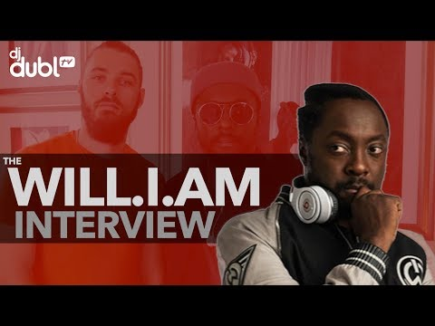Will I Am Interview - Ghost writing for Eazy E, signed 1st deal for $10,000 & new Black Eyed Peas