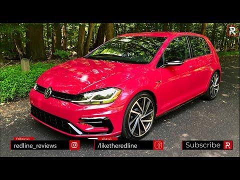 The 2019 Volkswagen Golf R Is Still The Grown Ups Hot Hatch